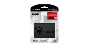 HD SSD KINGSTON 480GB SSD  A400 SATA 3 6GB/S