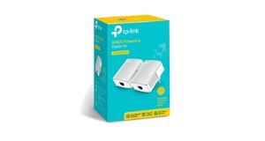 ADAPTADOR POWERLINE AV600 TP-LINK TL-PA4010 KIT PAR 600MBPS