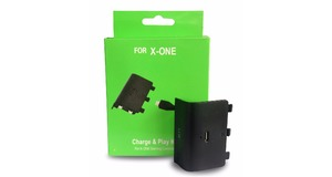 CARREGADOR PARA XBOX ONE - KIT PLAY CHARGE - CHENHAO