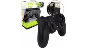 CONTROLE PS4 KNUP KP4028 C/FIO.