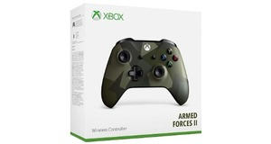 CONTROLE XBOX ONE S BLUETOOTH ARMED FORCES II
