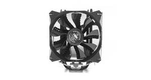 COOLER P/ PROCESSADOR INTEL / AMD C/ 1 FAN PRETO 120MM DEX - DX-2000