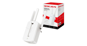 EXTENSOR DE ALCANCE MERCUSYS MW300RE WIRELESS 300MBPS 3 ANT EXTERNAS