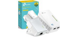EXTENSOR WIRELESS POWERLINE TP-LINK TL-WPA 4220 KIT AV600