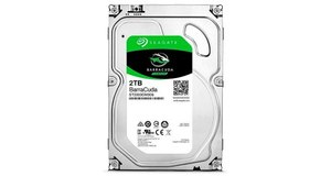 HD SEAGATE SATA 3 BARRACUDA 2TB 7200RPM