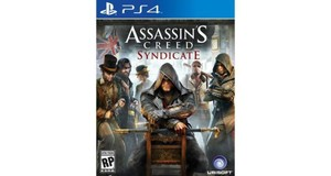 JOGO ASSASINS CREED SYNDICATE PS4