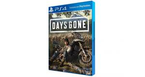 JOGO DAYS GONE PS4 ORIGINAL