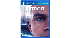 JOGO DETROIT BECOME HUMAN PS4
