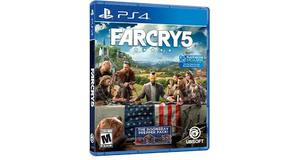 JOGO FAR CRY 5 PLAYSTATION 4 MIDIA