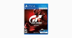 JOGO GRAN TURISMO SPORT VR PS4