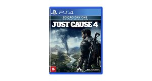 JOGO JUST CAUSE 4 (EDICAO DAY ONE) - PS4