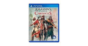 JOGO ORIGINAL ASSASSSINS CCHRONNICLES