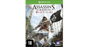 JOGO ORIGINAL  ASSINIS BLACK FLAG XBOX ONE