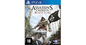 JOGO ORIGINAL PS4 ASSASSINS CREED IV BLACK FLAG