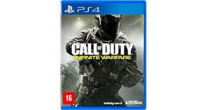 JOGO ORIGINAL PS4 CALL DUTY INFINITE WARFARE