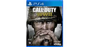 JOGO ORIGINAL PS4 CALL DUTY WW2