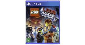 JOGO ORIGINAL PS4 LEGO THE MOVIE