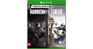 JOGO ORIGINAL TOM CLANCYS RAINBOW SIX SIEGE XBOX ONE