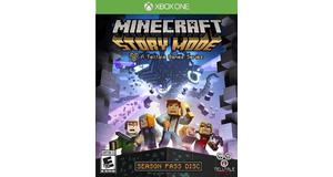 JOGO ORIGINAL XBOX ONE MINECRAFT STORY MODE