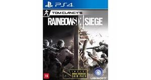 JOGO RAINBOW SIX SIEGE LIMITED EDITION PS4