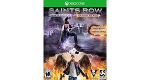 JOGO SAINTS ROW IV: RE-ELECTED GAT OUT OF HELL - XBOX ONE