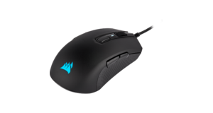 MOUSE GAMER CORSAIR M55 RGB PRO 12.400 DPI MULTI-GRIP USB PRETO