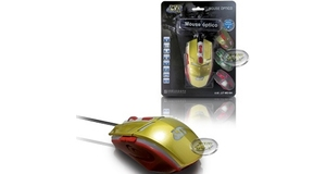 MOUSE OPTICO GAME JJT-MS184-