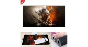 MOUSE PAD GAMER ASSASSINO EXTRA GRANDE 700 X 350 X