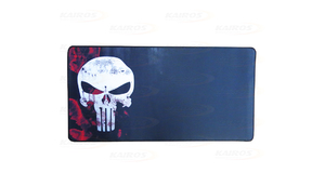 MOUSE PAD GAMER BANDEIRA DO CRANIO EXTRA GRANDE 700 X 350 X 3MM