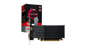 PLACA DE VIDEO AMD AFOX RADEON R5 220 1GB DDR3 64 BITS (VGA, DVI, HDMI)