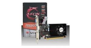 PLACA DE VIDEO AMD AFOX RADEON R5 220 2GB DDR3 64 BITS (VGA, DVI, HDMI)