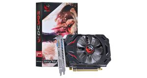 PLACA DE VIDEO AMD RADEON HD 6570 2GB DDR3 128 BITS