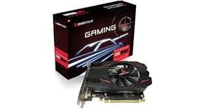 PLACA DE VIDEO BIOSTAR RADEON RX 550 4GB, GDDR5, 128 BIT,