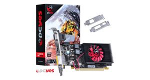 PLACA DE VIDEO HD 5450 1GB DDR3 64 BITS