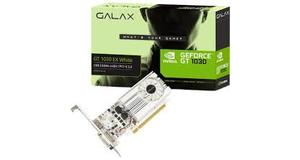 PLACA DE VIDEO NVIDIA GALAX GEFORCE GT 1030 2GB DDR4 64 BITS