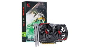 PLACA DE VIDEO NVIDIA GEFORCE GTX 1050 TI 4GB GDDR5 128 BITS DUAL-FAN
