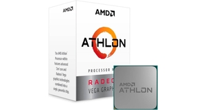 PROCESSADOR AMD ATHLON 200GE BOX (AM4 / 3.2GHZ / 5MB CACHE)