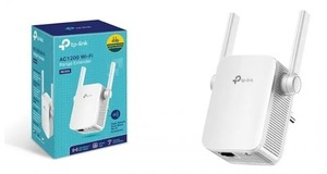 REPETIDOR WI-FI 300MBPS TP-LINK AC1200 RE-305 DUAL BAND